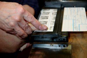 Fingerprinting for criminal defense lawyer